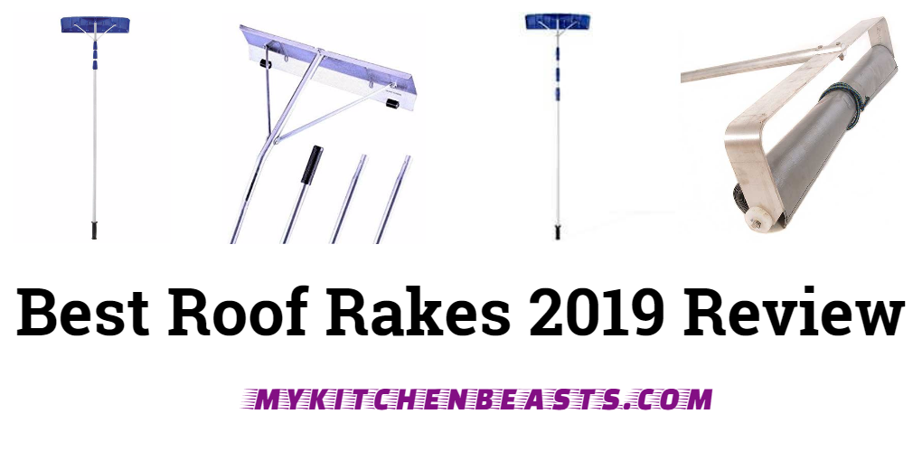 The 5 Best Roof Rakes Ranked Product Reviews And